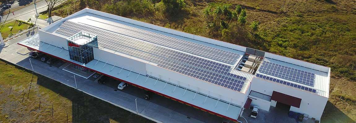 proyecto solar de generación distribuida y granja solar fotovoltaica